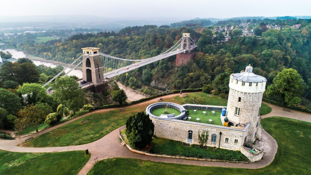 Clifton Suspension Bridge and Observatory